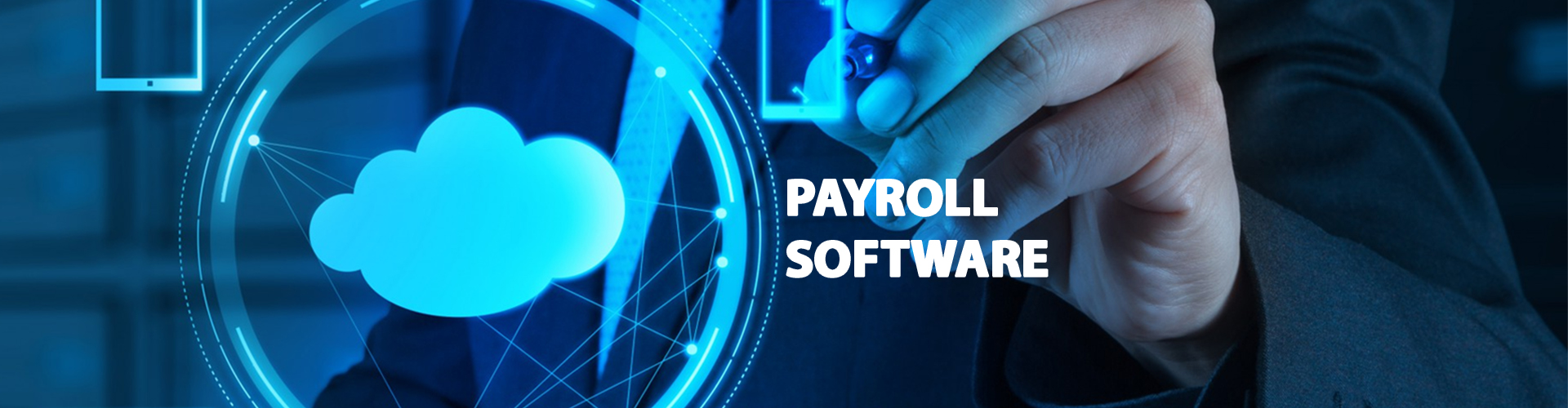 Global payroll software